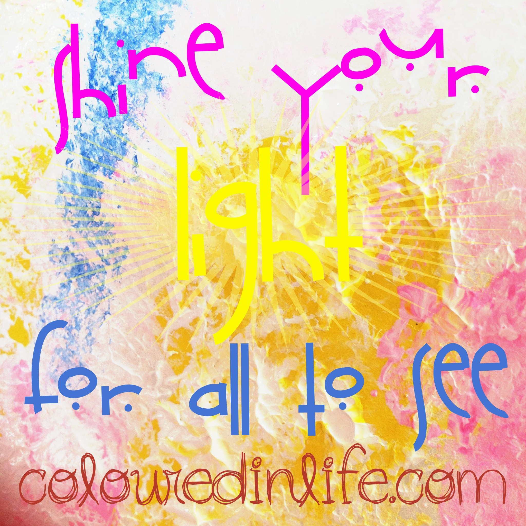 Happy Quotes Colour Happy Quotes  Coloured In Life